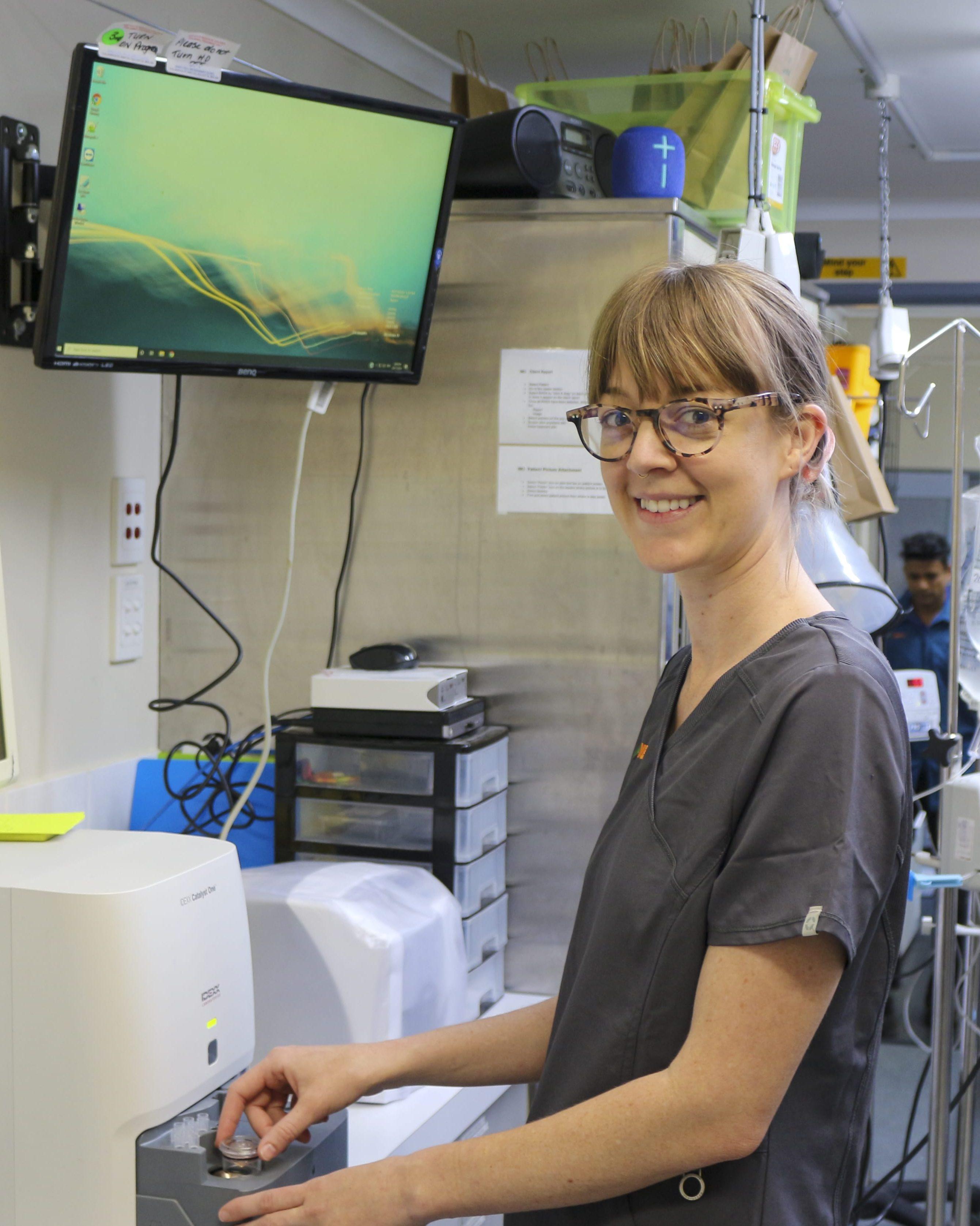 Nurse Amelia